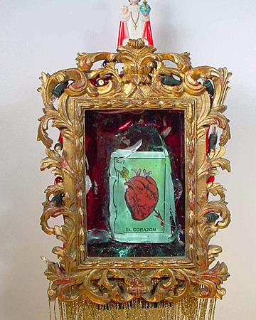 ChantalMenard_HeartOfGlass_Assemblage